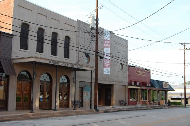 Historic Downtown Richmond, TX
